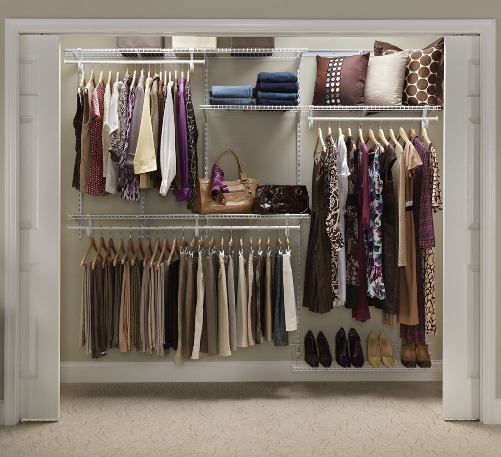 Review - Adjustable Closet Organizer