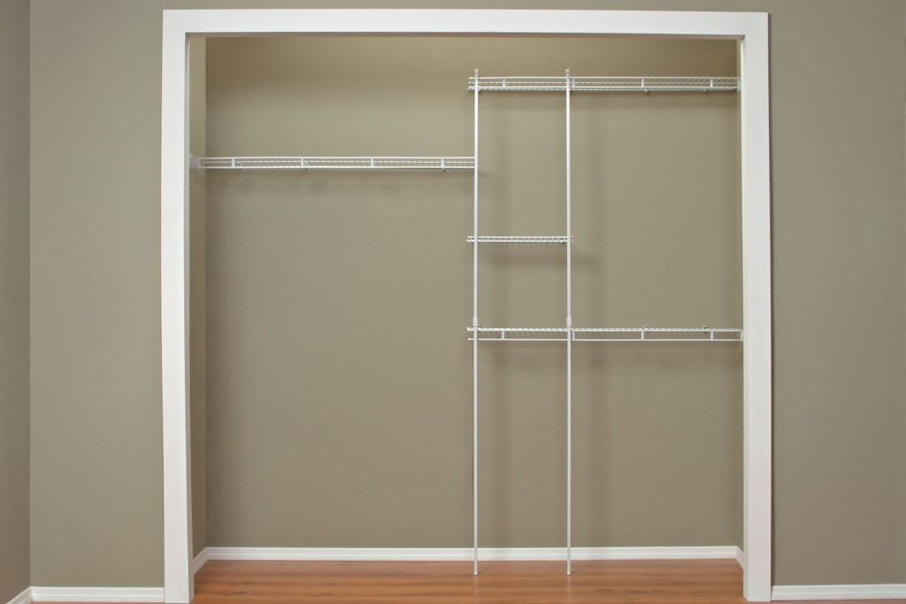 Affordable Steel Closet Organizer Kit