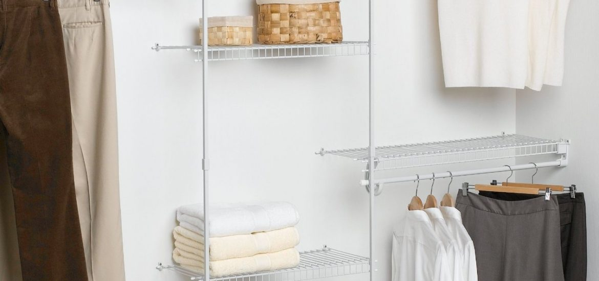 Fixed Mount Closet Organizer Review