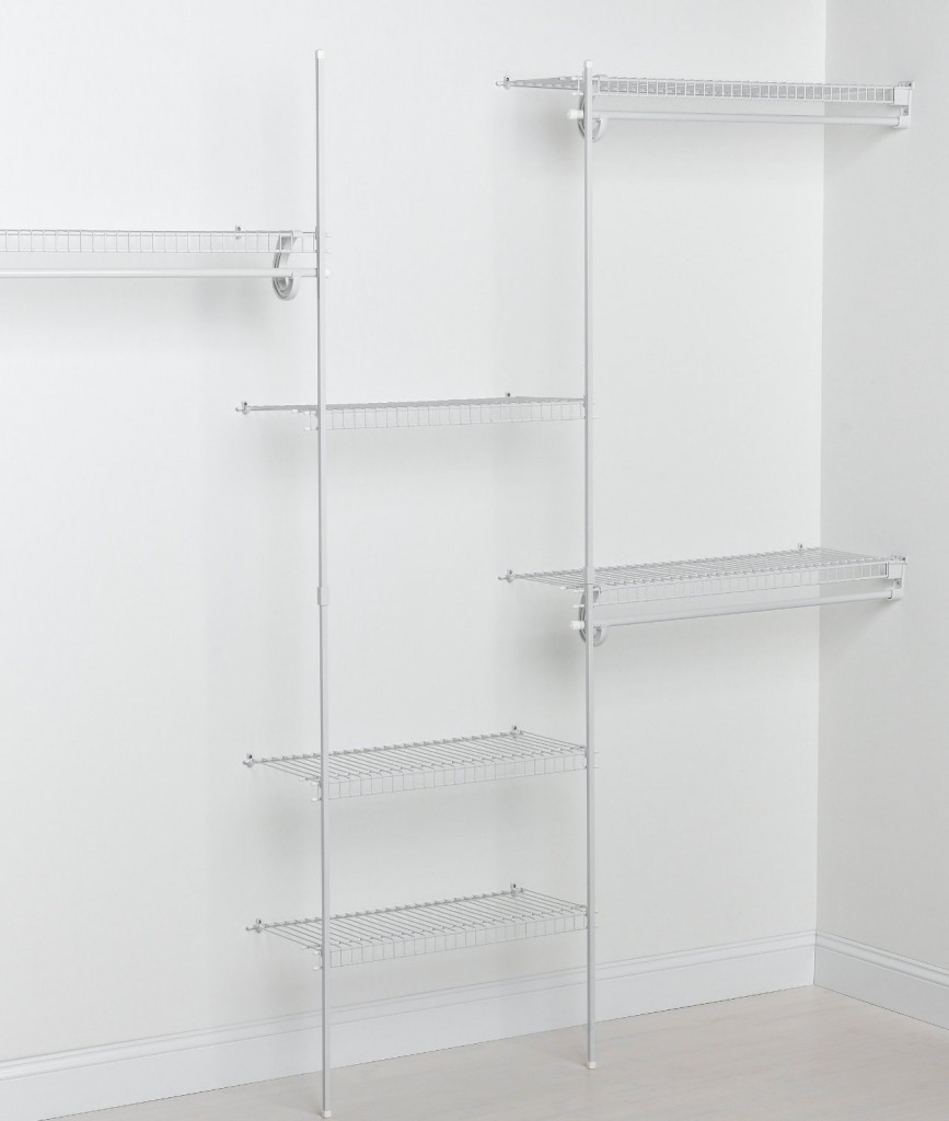Review of Fixed Mount Closet Organizer