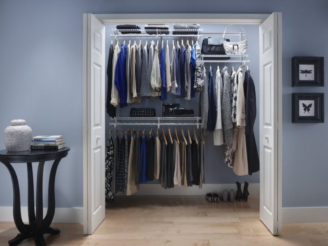 Review of Medium Size Closet Organizer