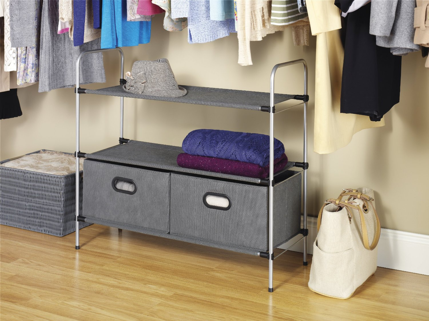 Mini Closet Storage Unit
