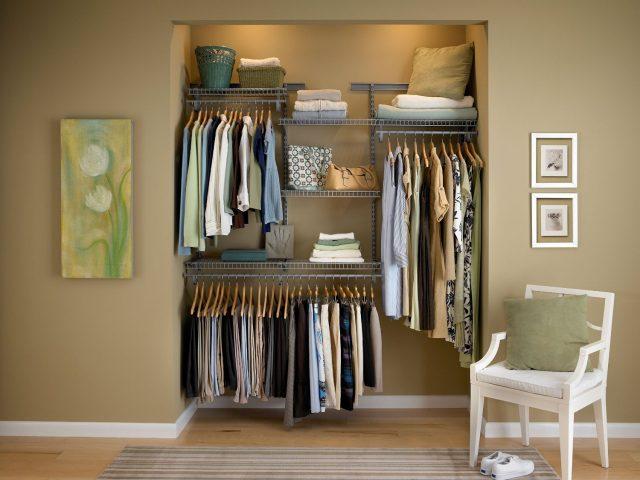 Review of Mini Closet Organizer