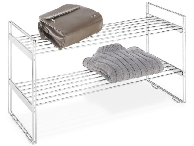 Stackable Closet Shelf Review