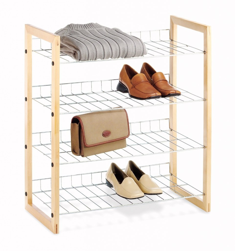 Whitmor 4 Tier Shelves