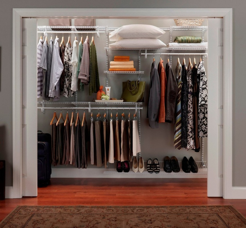 Review of Big closet organization shelf