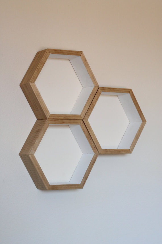 honeycomb shelf 1