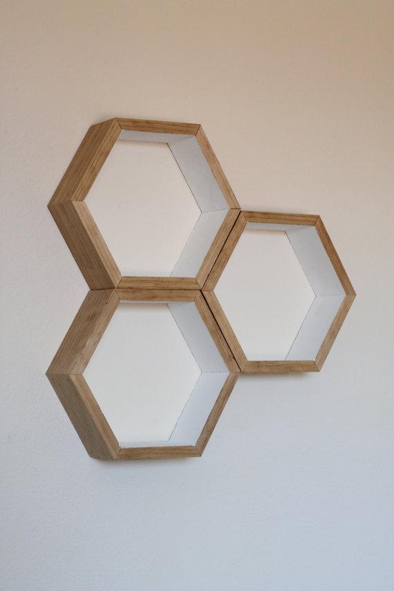 honeycomb shelf 1