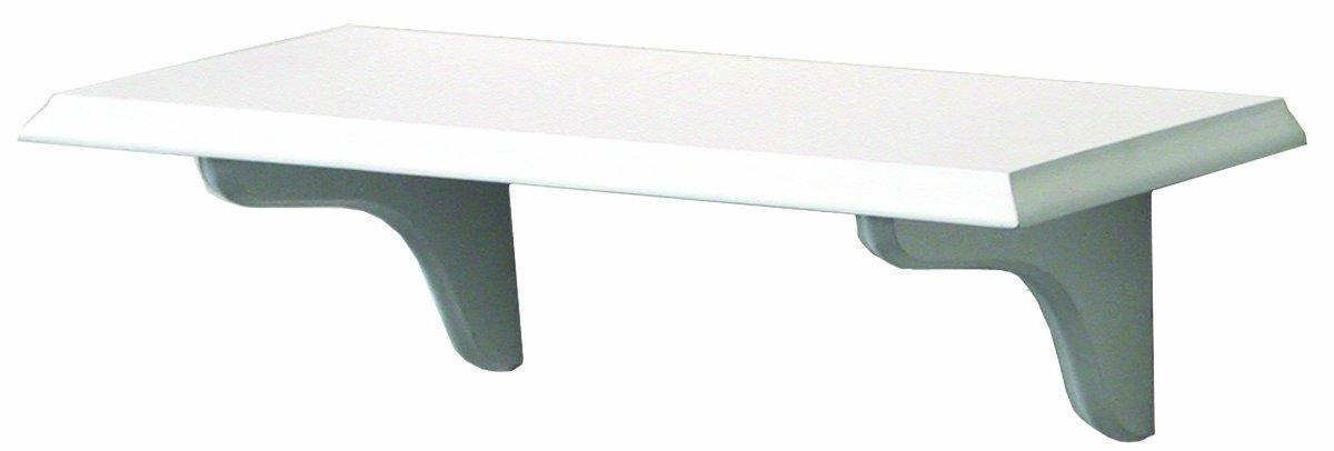 White Wood Shelves : White-Wood_Shelf
