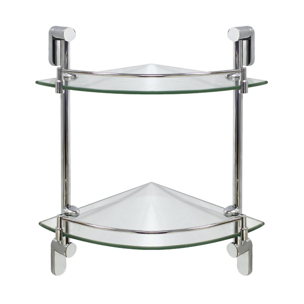 Bathroom Shower Corner Shelves: Review Of Best Storage And