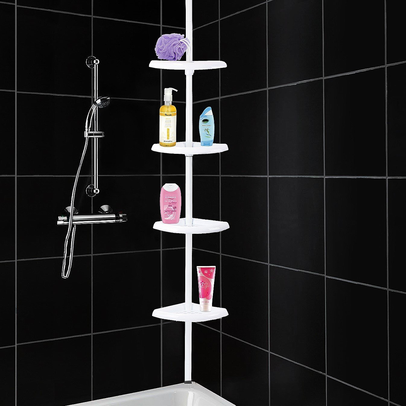 Top 7 Corner Shelves For Bathroom