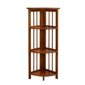 honey_oak_bookshelf