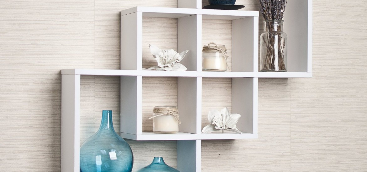 Floating Bookshelves top 20+ white floating shelves for home interiors