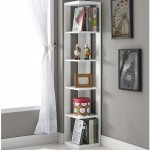 Top 25+ Corner Bookshelf and Corner Bookcase Collection – Review