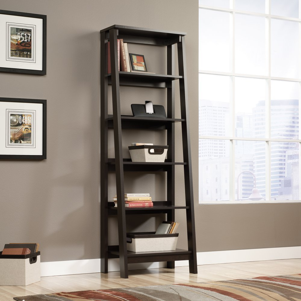5 shelf book case