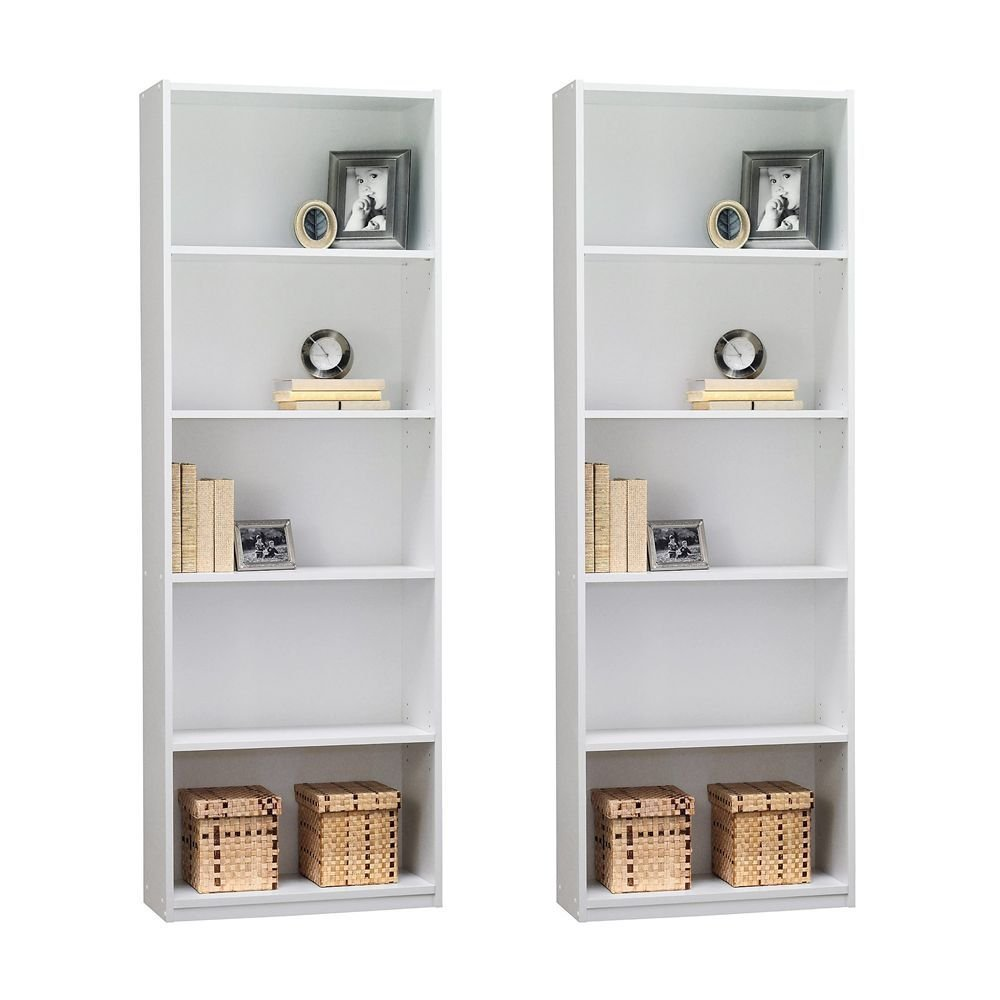 Ameriwood 5 shelf bookcase