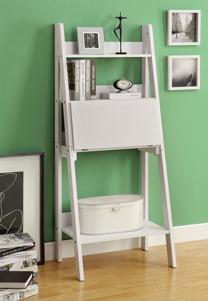 high ladder book case