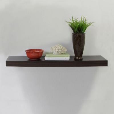 15 cheap floating wall shelves under 40 in 2017 that you Home decorators collection floating shelf