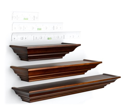 3 Piece - Wall Ledge Set