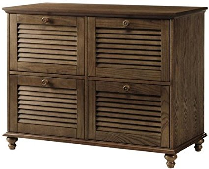 Beautiful  Amazing Decorative File Cabinets And File Carts For Your HomeOffice