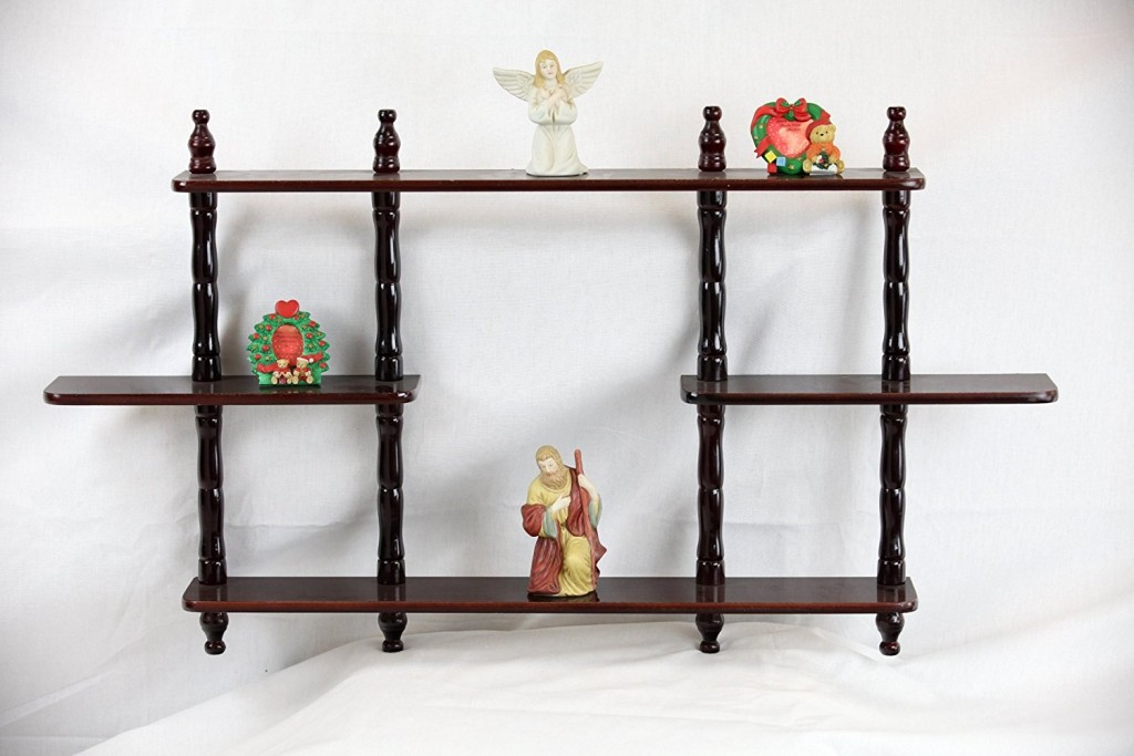 Frenchi - 3 Tier Wall Shelf