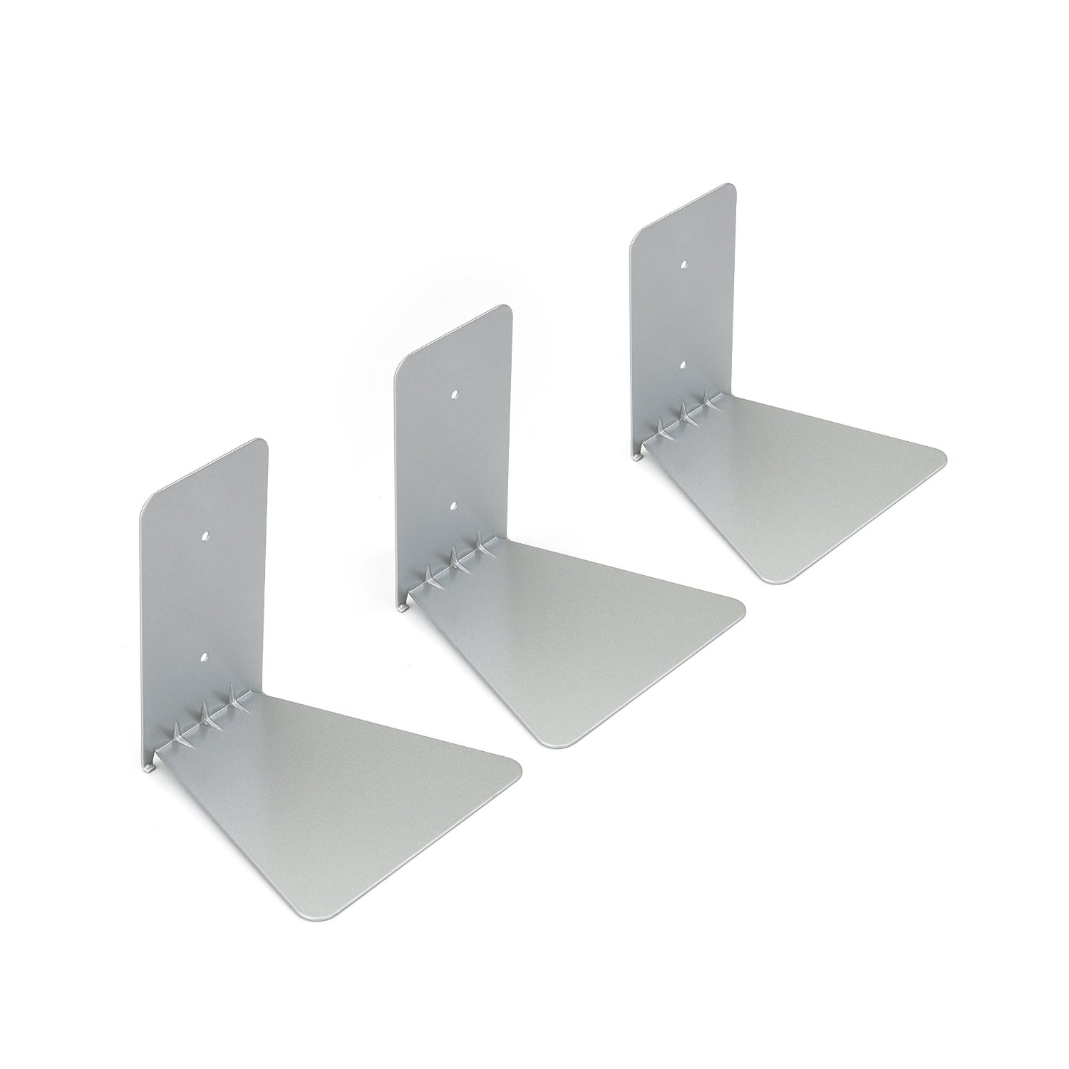 set of 3 invisible bookshelves