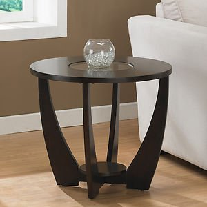 espresso-finish-end-table-with-small-shelf-under