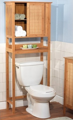 Natural Bamboo Bath cabinet