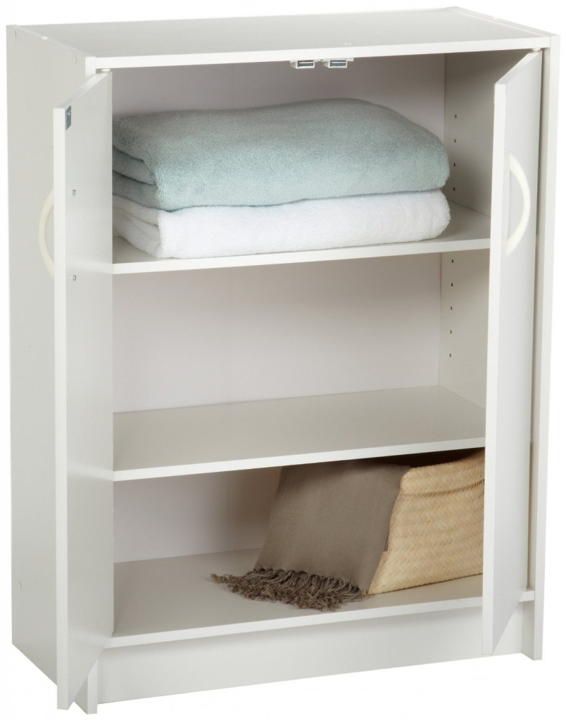 Stackable 2 Door Organizer