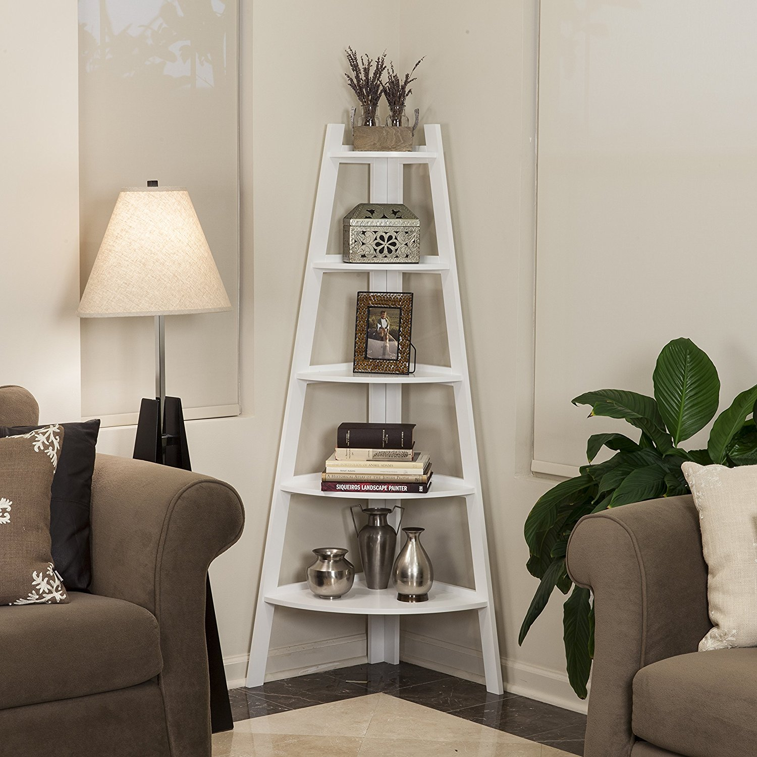 Floating Shelves Living Room Bookshelves