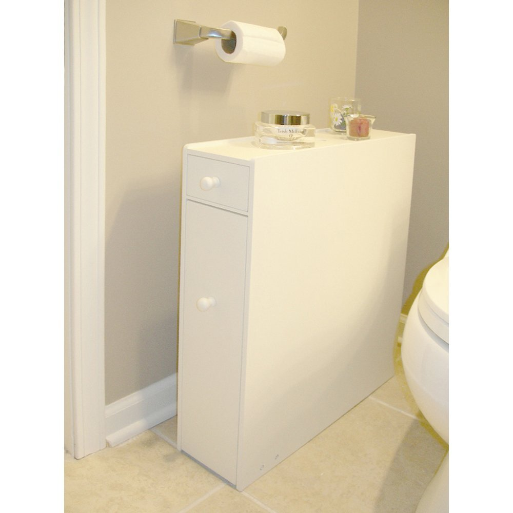 12 awesome bathroom floor cabinet with doors review for Best bathroom storage