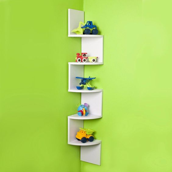 Kids Room Corner Ideas