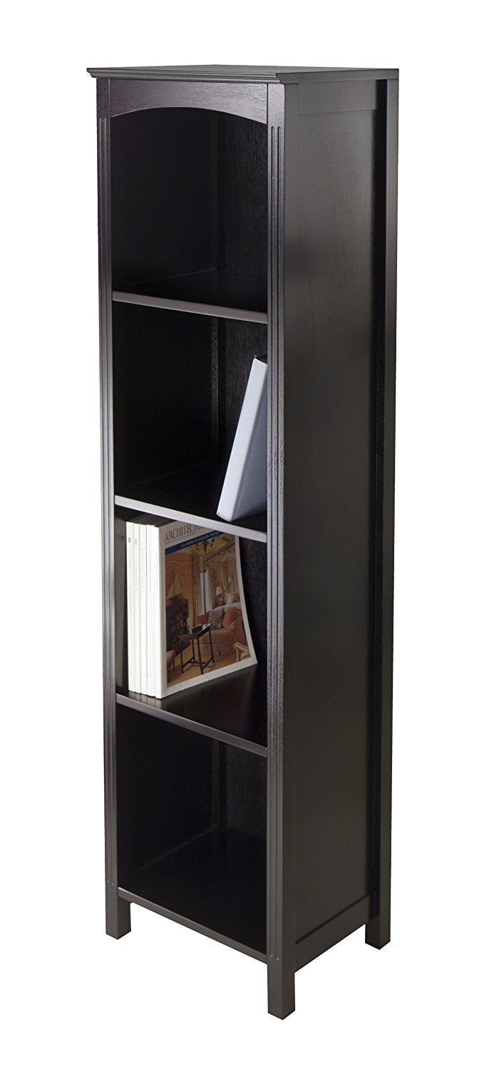 Top 15 Narrow Bookshelf And Bookcase Collection