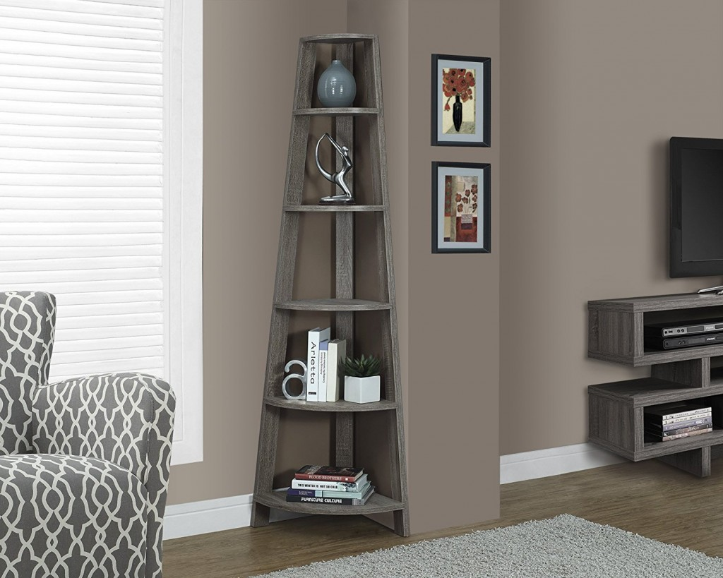 Small Space Bookshelf