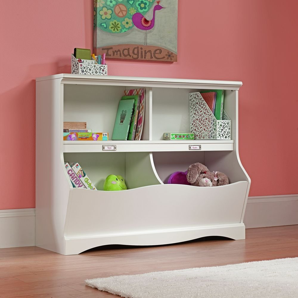 storage g kids furni queen wooden wh white bookshelf tier product the
