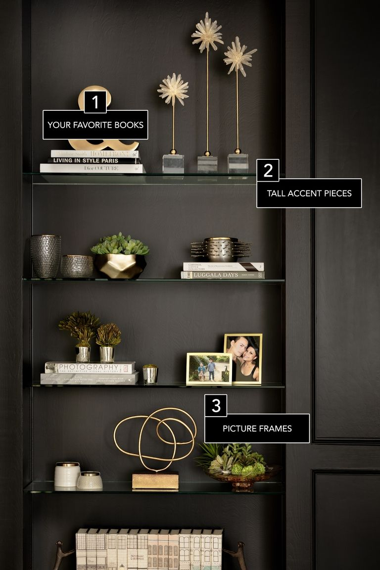 The Science Of Bookshelf Arrangement 6 Ideas To