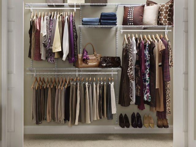 Review - Adjustable Closet Organizer