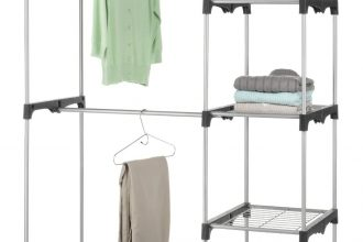 Cloth and Sweater Hanging Shelf