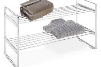 Stackable Closet Shelf Review