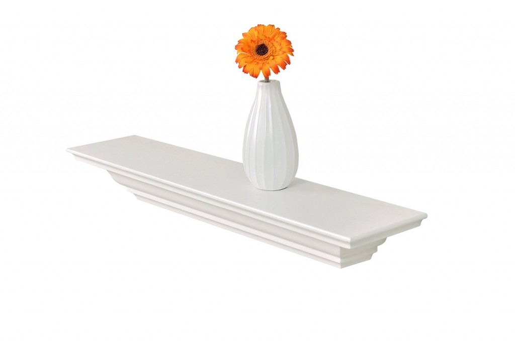 white molding wall shelf 1024x679